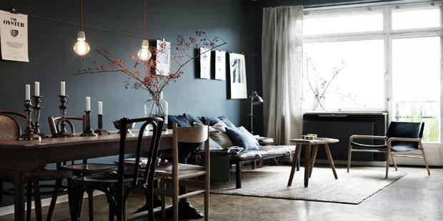 Colori di tendenza per le pareti di casa: i must have dell'autunno/inverno 2017-2018
