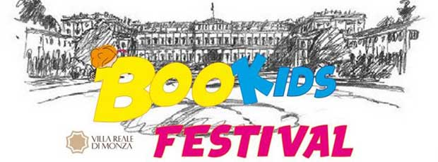Bookids Festival: la Villa Reale di Monza apre ai giovani lettori