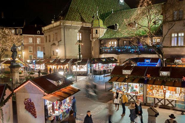 Natale in Alsazia: i mercatini di Natale di Strasburgo e Colmar