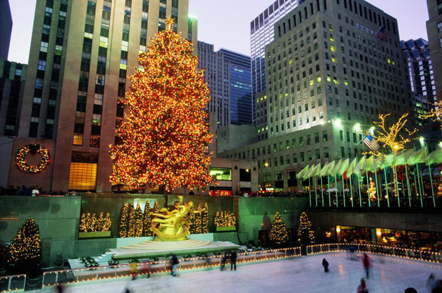 Natale a New York: shopping, mercatini di Natale e tanta magia