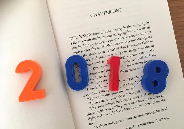 5 libri da leggere nel 2018, se non l'avete già fatto