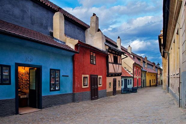 Le strade più belle e famose di Praga