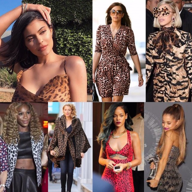 Le influencer vestono animalier (una classifica delle più potenti)