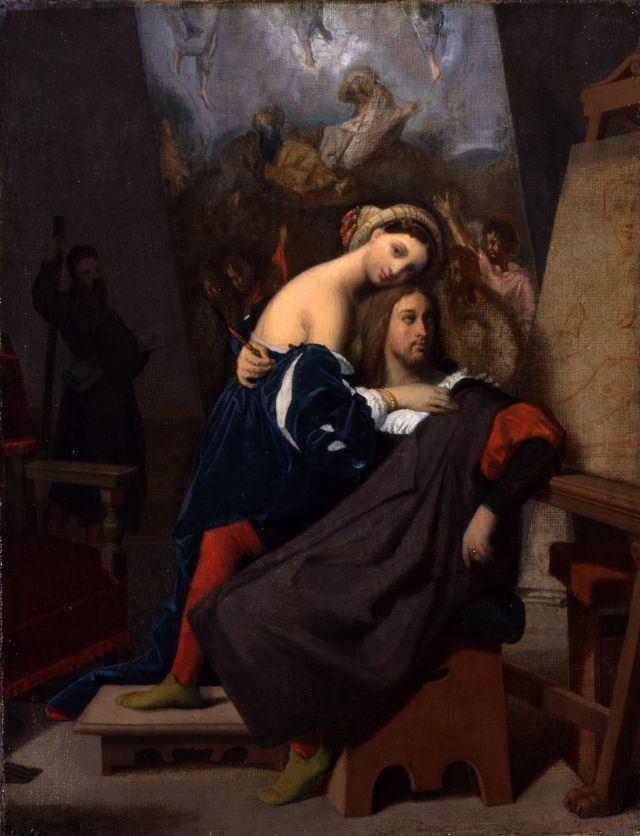 Ingres e la vita artistica al tempo di Napoleone