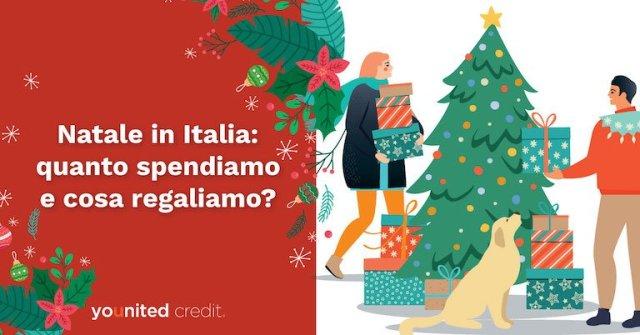 Natale, cosa mettono gli italiani sotto l'albero?