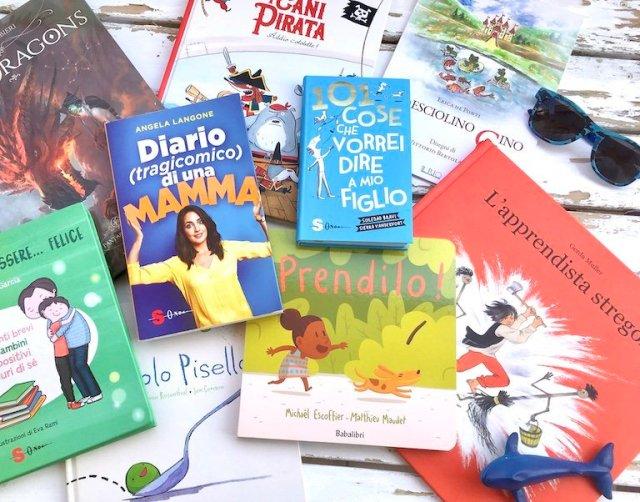 Libri da leggere quest'estate – per bambini, ragazzi e per le loro mamme