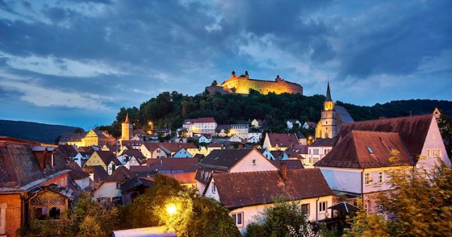 5 inediti borghi medievali della Baviera