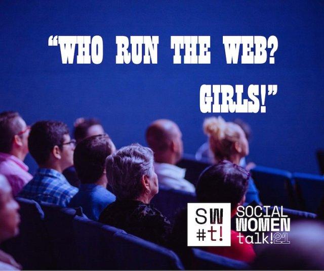 Social Women Talk, a Roma e online, il primo evento Digital e Social Media Marketing tutto al femminile