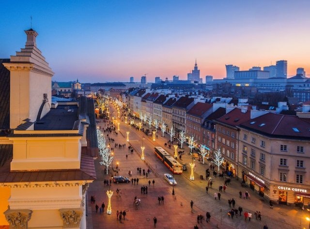 Dieci cose da fare a Varsavia, in inverno