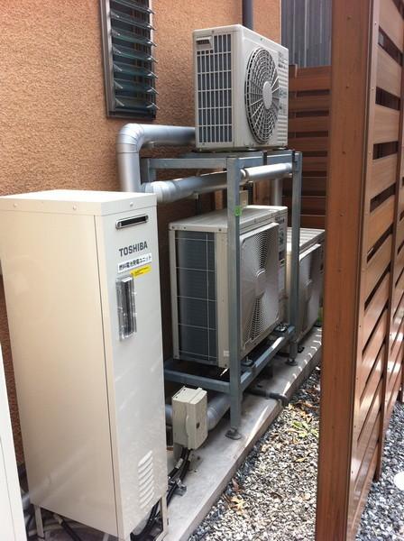 HVAC Hydrogen