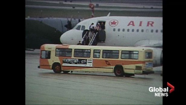 Air Canada Winnipeg