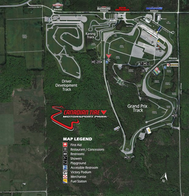 CTMP Map