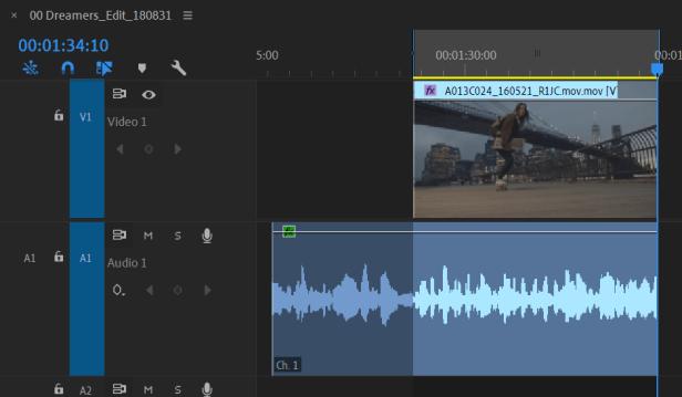 Split Edit