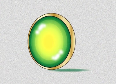 Gemstone in Adobe Illustrator