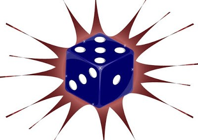 Vector Dice in Adobe Illustrator