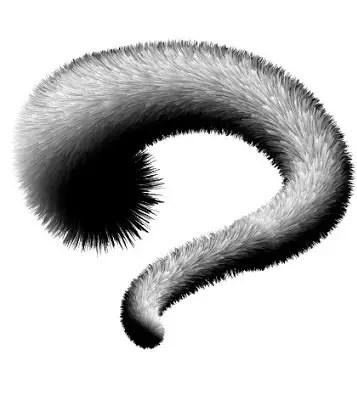 3D Fur in Adobe Illustrator