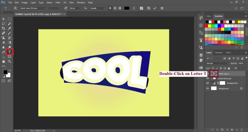 Cool Text Effect