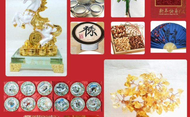 Best Chinese New Year Gifts 2014 Vivid S