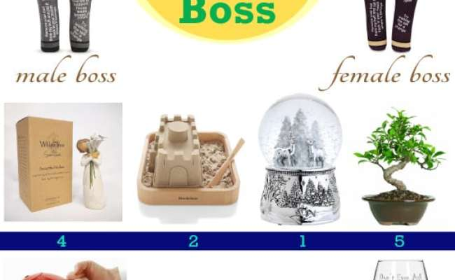 Christmas Gifts To Get For Boss And Female Boss Vivid S