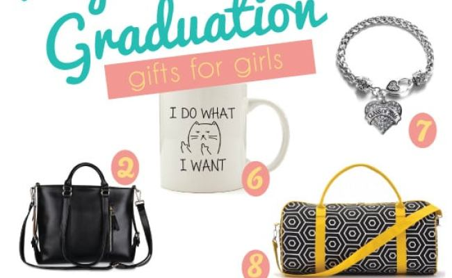 2016 High School Graduation Gift Ideas For Girls Vivid S