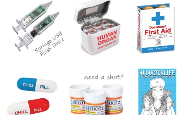 Best Doctor Appreciation Gifts 15 Fun And Creative Ideas