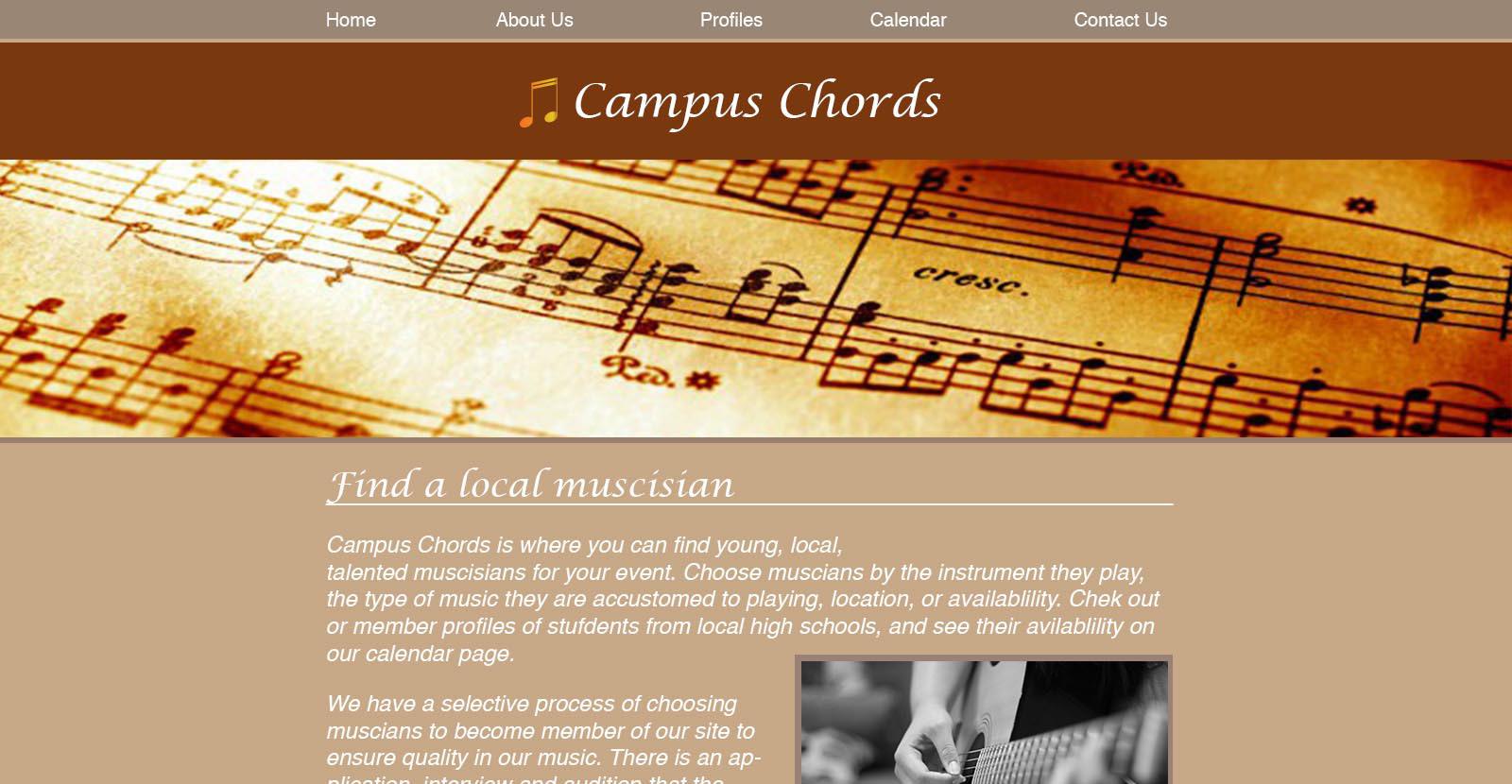 Campus Chords