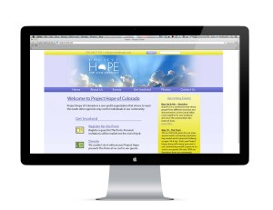Project Hope Website Redesign