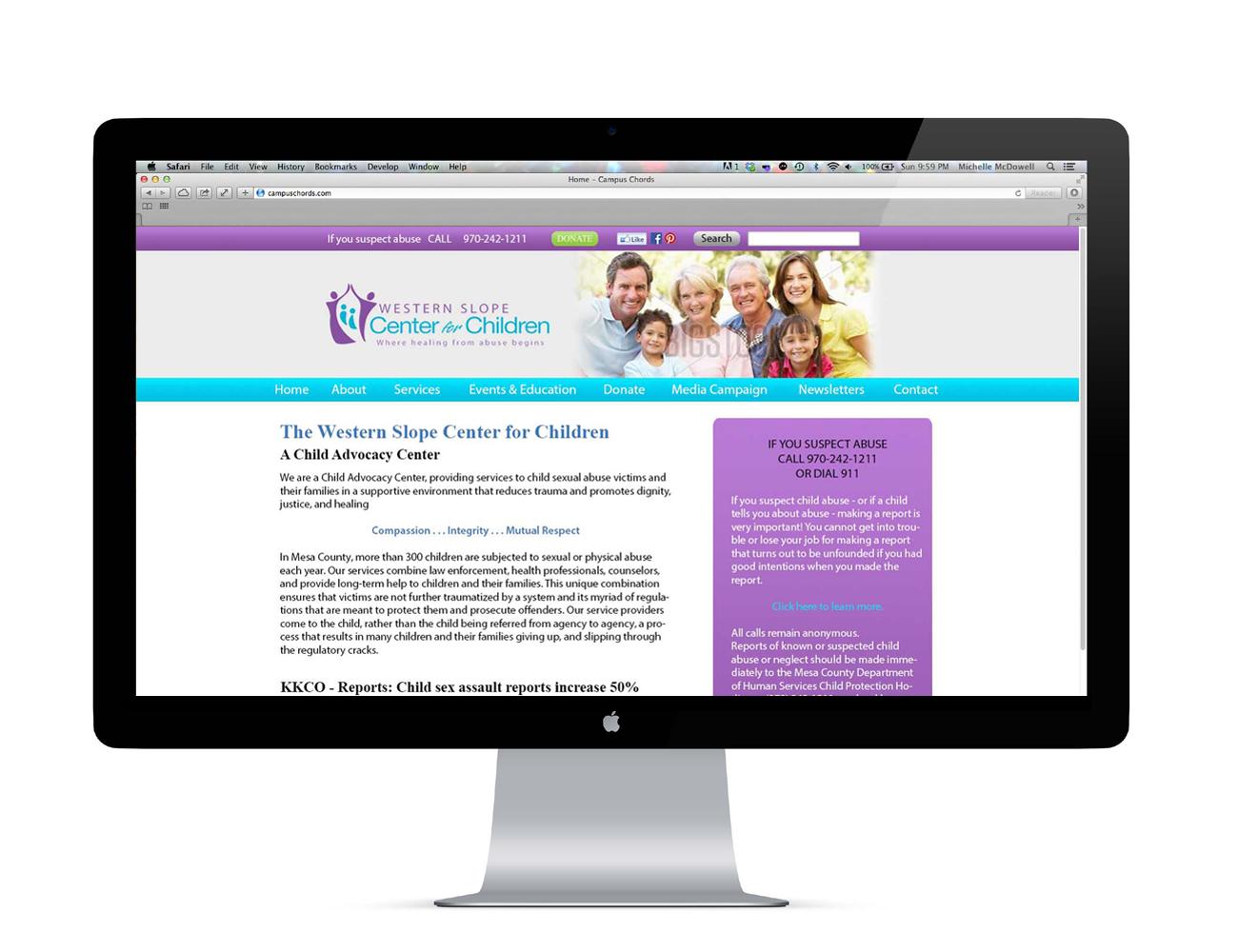 WSCC Website Redesign