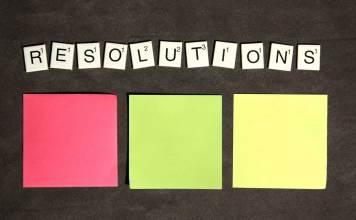 keep new years resolution ideas