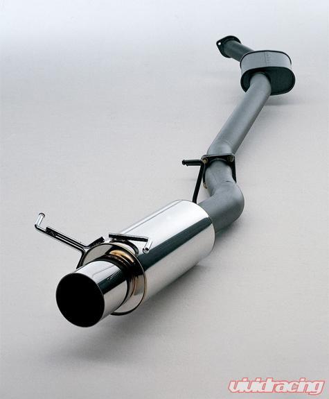 2006 Honda Civic Muffler : honda, civic, muffler, Power, Exhaust, Honda, Civic, 01-03, 3203-EX025