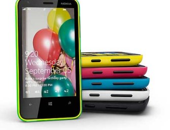 Nokia Introduce Lumia 620 Windows 8 Powered Budget Phone