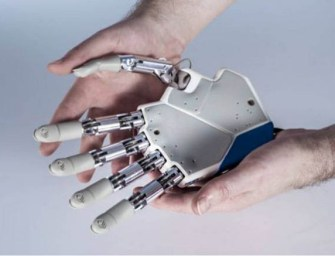 Bionic Hand That Connects With Brain Will Provide Sense of Touch