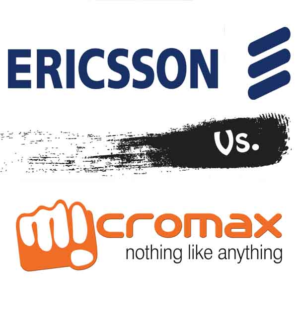 Ericsson Vs Micromax