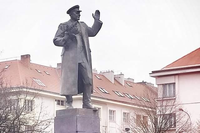 Estatua Ivan Konev