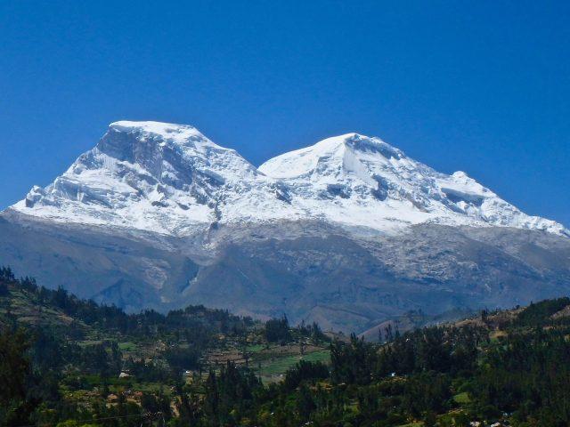 montaña Huascarán