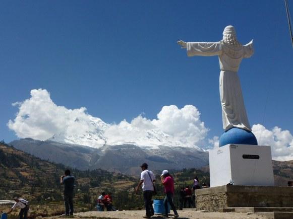 Huascarán monumento