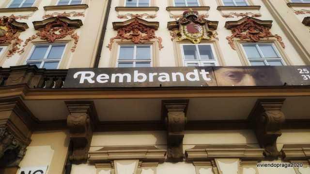Rembrandt, Palacio, Galería