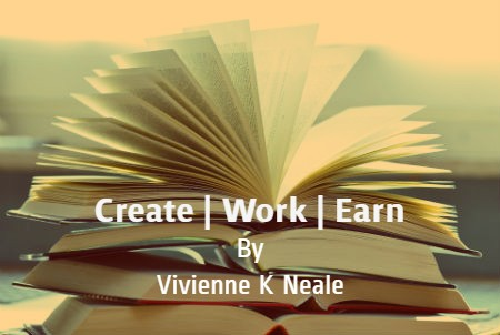 Create Work Earn Book