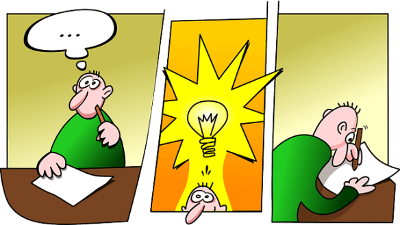 idea cartoon