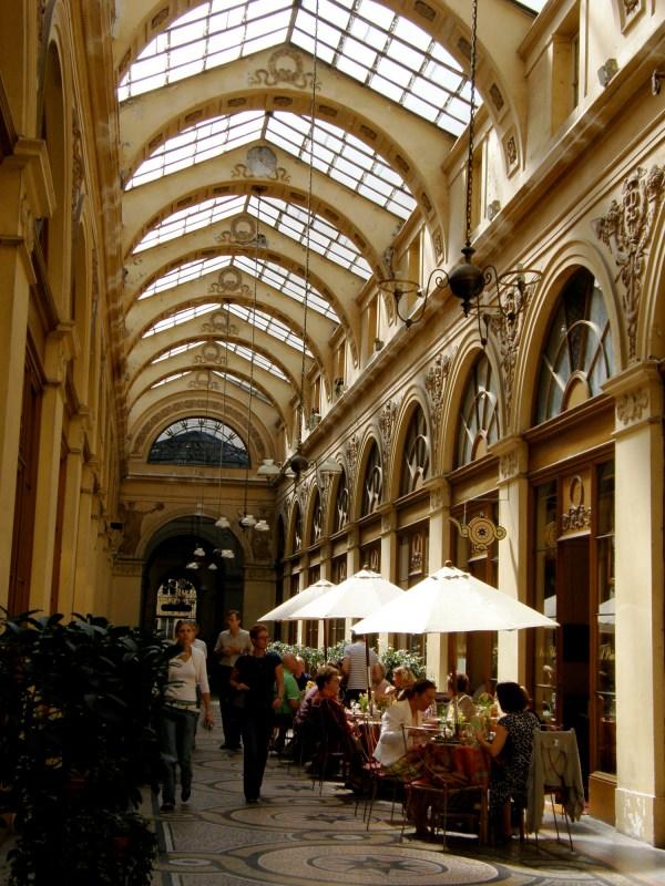 Covered Passages Paris
