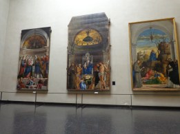 Giovanni Bellini at the Academy Gallery, Venice