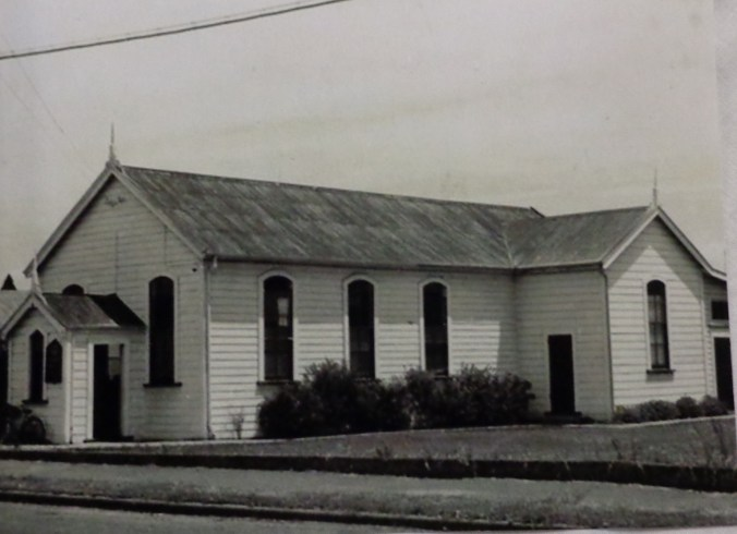 Kuripuni Methodist Church in situ