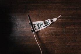 Explore flag