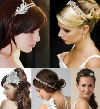 Hair Bands For Weddings