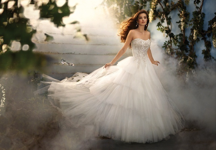 Disney Princess Inspired Wedding Dresses 2  Wedding Inspiration Trends