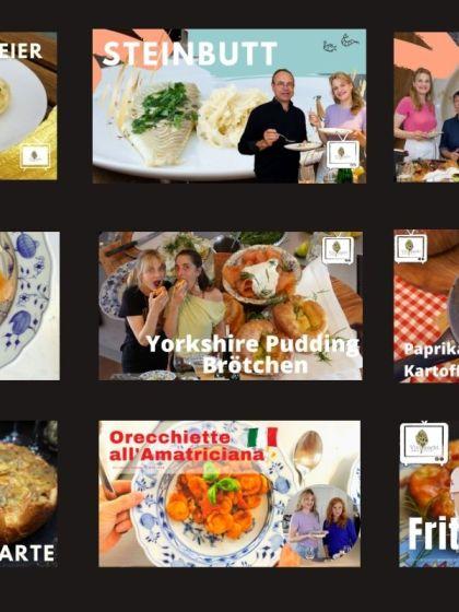 Vivi kocht auf YouTube