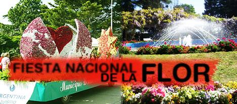 I fiori hanno la loro festa a Escobar