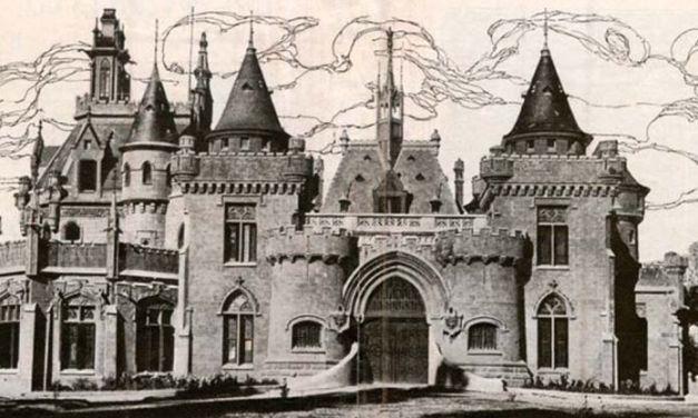 Un castello gotico nella pampa?