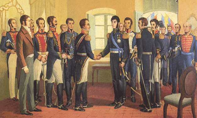 Un eroe dimenticato dal mondo: General José de San Martin.