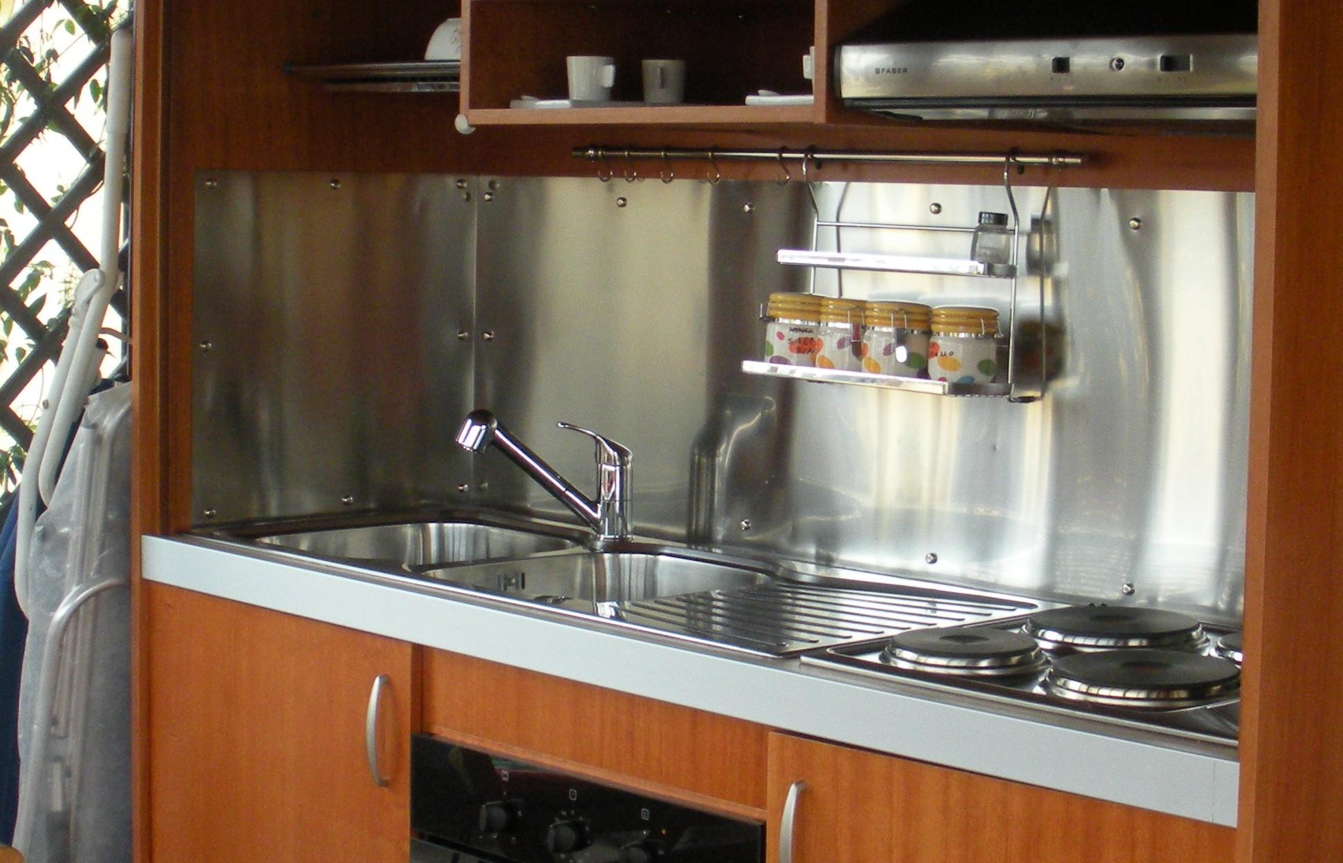 Mobili Singoli Per Cucina.Mobile Cucina Richiudibile Vivi Lo Spazio Night Day Letti